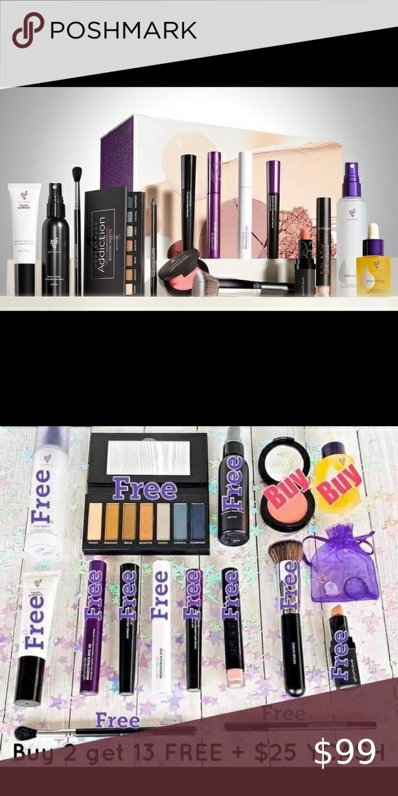Younique Presenter Beauty Box The brand new Younique