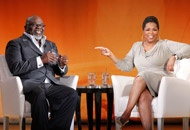 TD Jakes and Oprah - can it get much better than this? :) Watching the replay this week for this Lifeclass episode.