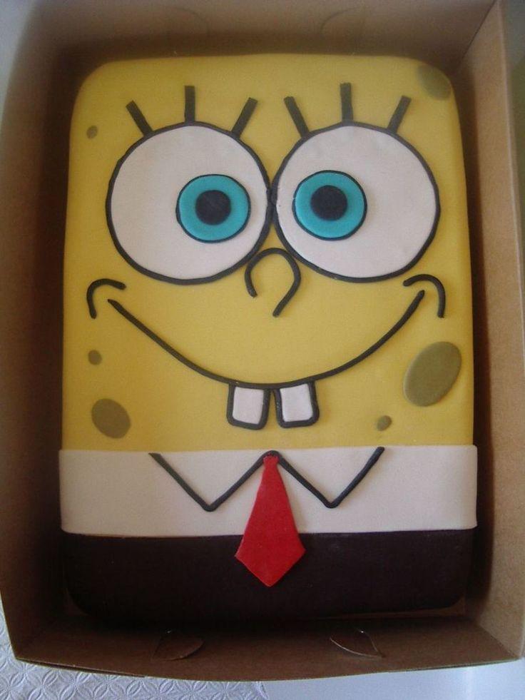 Spongebob  on Cake Central