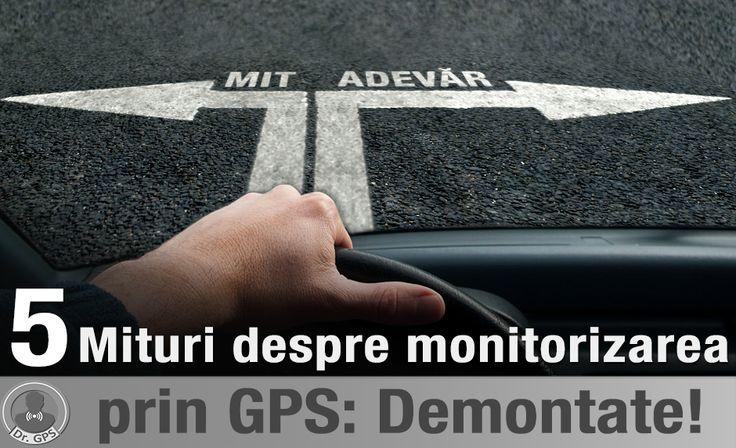Miturile sunt create din povești, nu fapte. Din 1995, când tehnologia GPS a devenit operațională, lucrurile s-au schimbat.   Vezi mai jos 5 mituri despre monitorizarea prin GPS: demontate!   #fomcoGPS #monitorizareGPS #localizareGPS #monitorizareflota