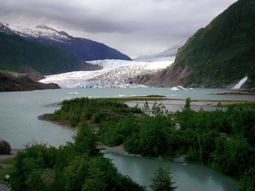 Alaska! Actually lived in Alaska 3 yrs so doesn't have to go on the one day some day: Alaska Crui, Buckets Lists, Favorite Places, Mendenh Glacier, Beautiful Places, Mendenhal Glacier, Places I D, Alaskan Crui, Alaskan Beautiful