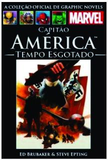 44-Capitão América - Tempo Esgotado