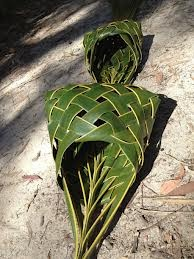 11 Best Palm Creations Images On Pinterest Basket
