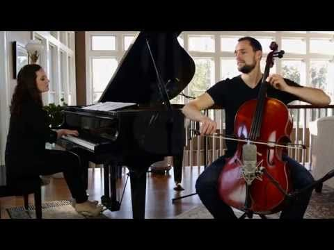 'Nothing Else Matters' – Metallica | Piano Cello Cover by Brooklyn Duo (no vocals)