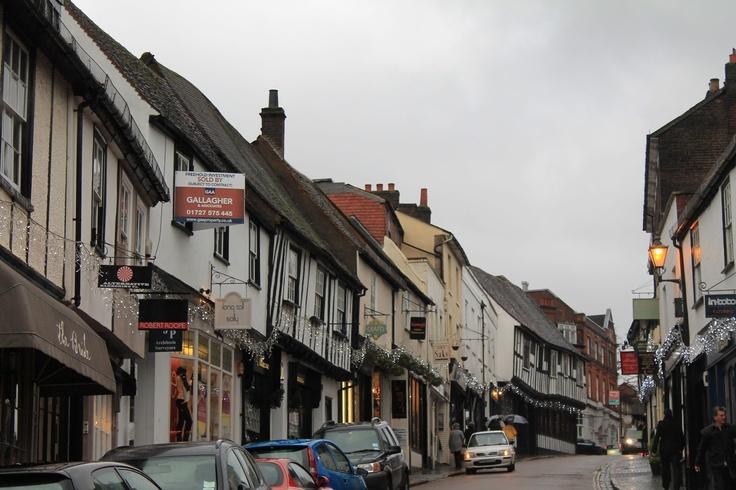 St Albans, England:    My Finnish Delights Blog