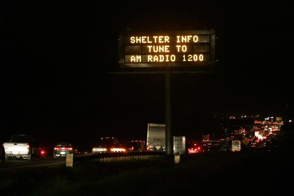 On Sept. 23, 2005, a fire killed 23 people on a bus carrying Texas nursing home evacuees from Hurricane Rita.