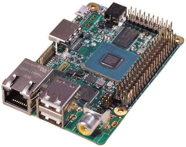 Compact Renesas RZ/G1C based ARM Linux Single Board Computer Exposes