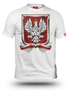 Koszulka patriotyczna Orzeł Godło męska
