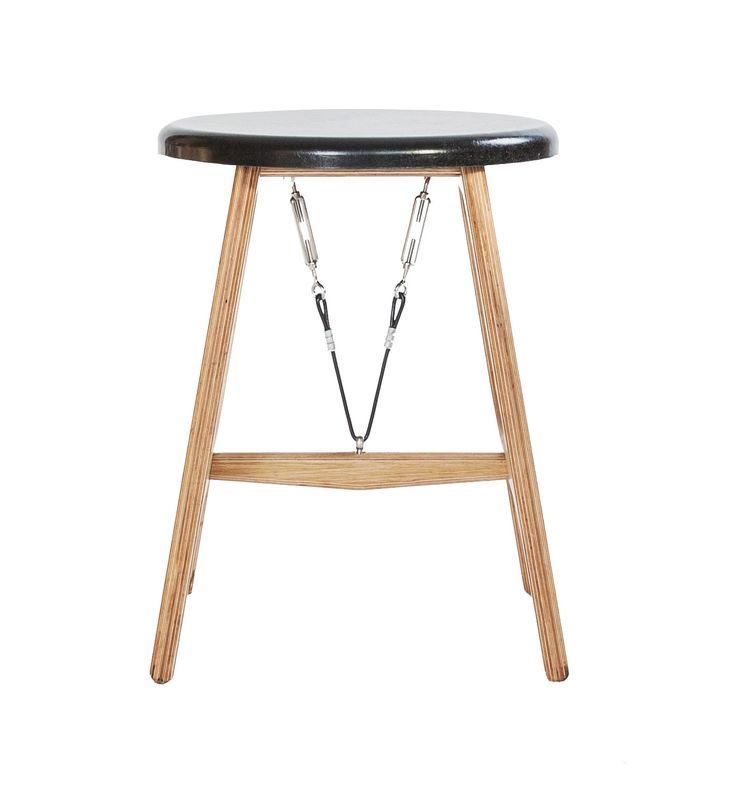 Awesome Pit Frame Hocker Pirol Furnituring Skandinavische M bel