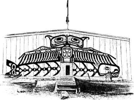 1000 images about alaskan clan house project on pinterest for Alaskan cuisine history