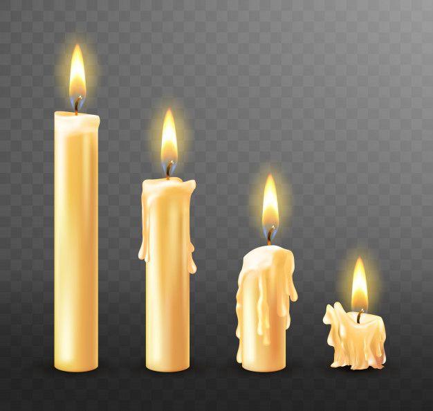 Skachivajte Goryashie Svechi Kapayushie Vosk Besplatno Dripping Candles White Candles Candles