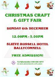 Christmas Fair SRH 2015
