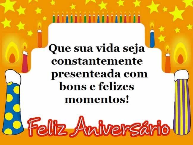 Mensagem De Aniversário Engraçado Para Amiga: 17 Best Images About Feliz Aniversário! On Pinterest