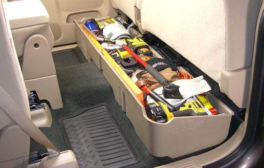 Du Ha Storage Unit Gun Case Fits Underneath The Back