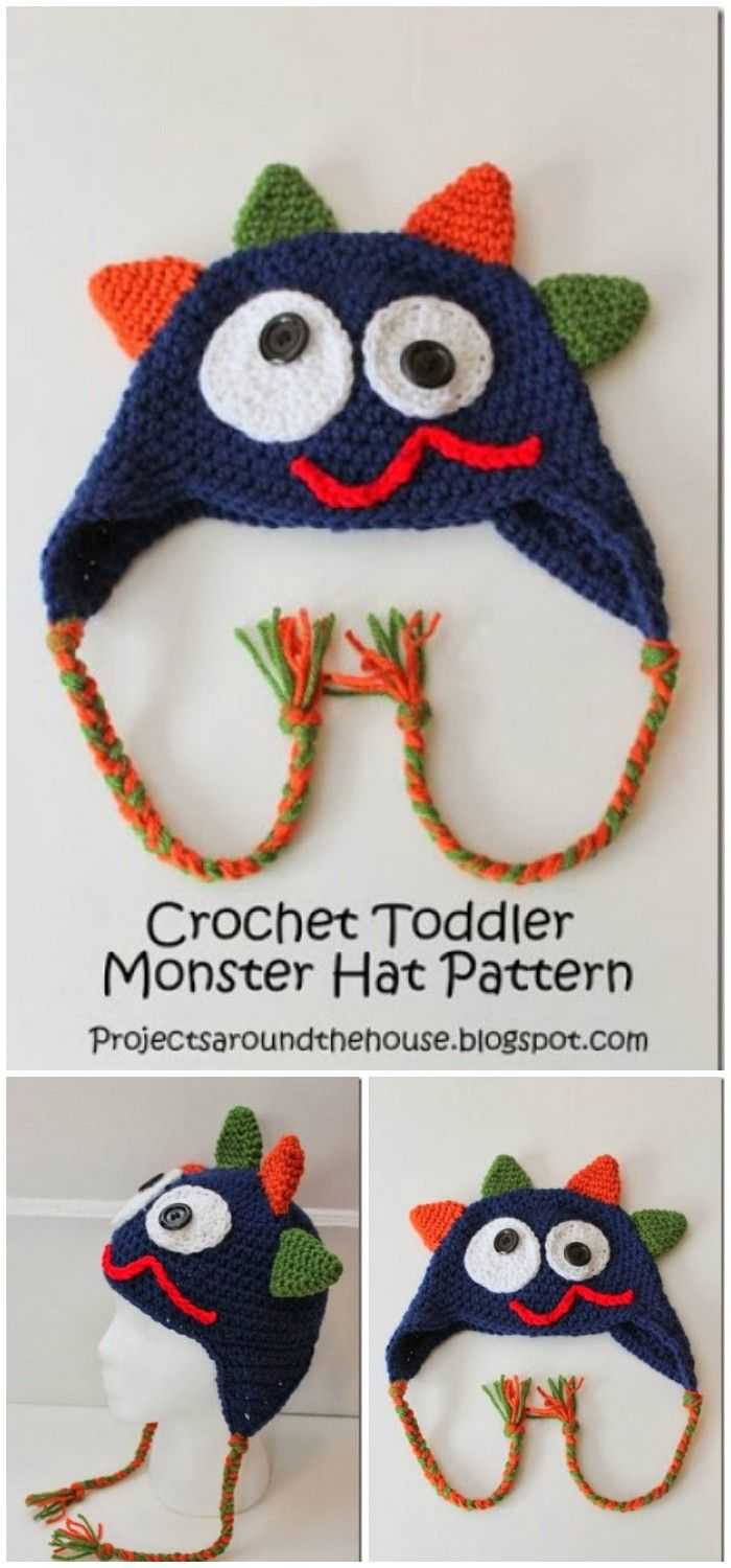 I Am Going To Share With You A Huge List Of Free Crochet Baby Hats