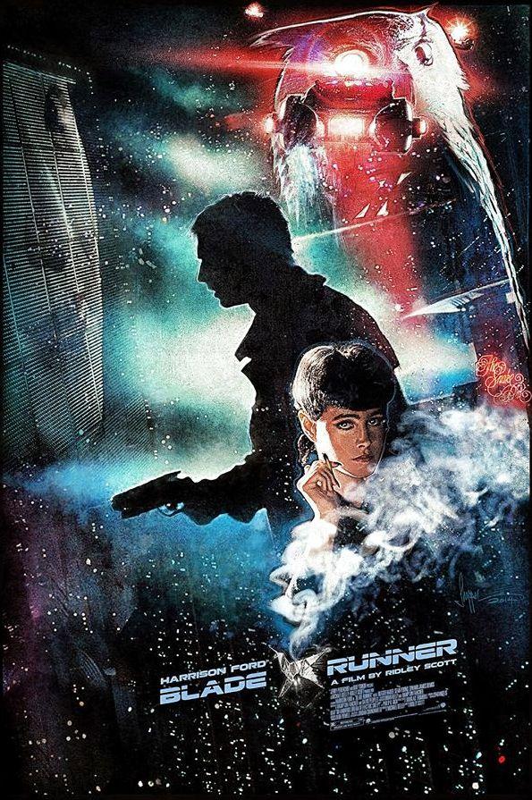 Geniales posters de películas ilustrados por Paul Shipper                                                                                                                                                                                 Más
