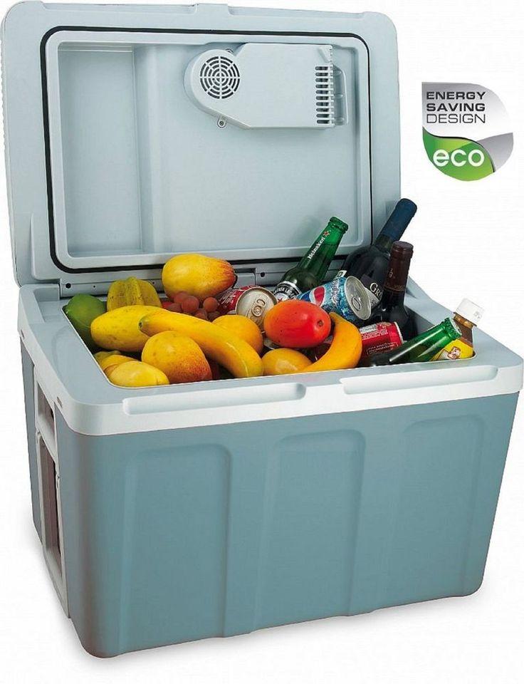 45 Liter Kühlbox 12V 230V Thermoelektrisch Mini Kühlschrank Camping Thermobox in Sport, Camping & Outdoor, Camping-Küchenbedarf | eBay!