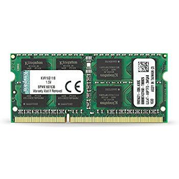 Kingston Value RAM 8GB 1600MHz PC3L-12800 DDR3L 1.35V Non-ECC CL11 SODIMM 2Rx8 Laptop Memory RAM   ₱ 3,780.00 ONLY Before ₱ 5,880.00,  You save 36%  Up to 24 months, as low as ₱ 238.78 per month.