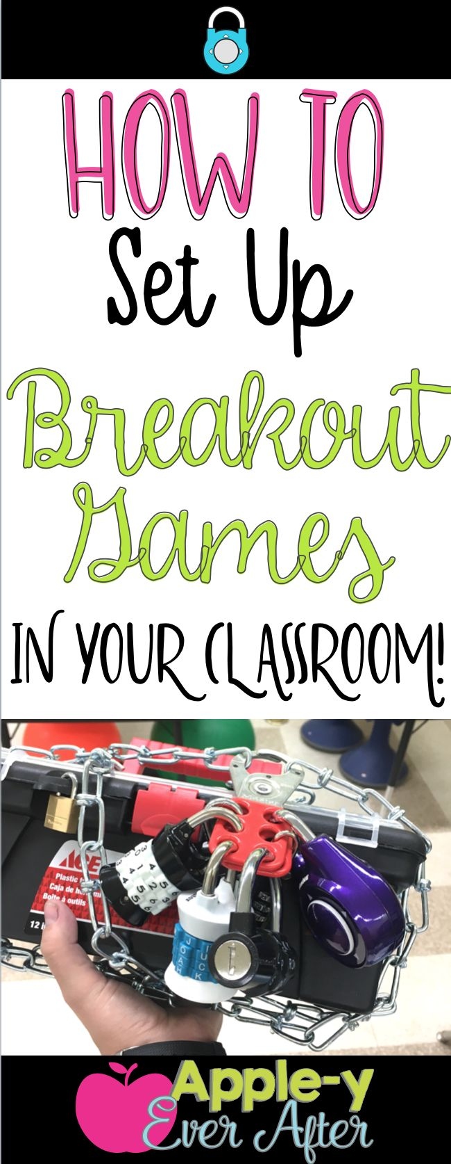 Setting up and introducing Breakout Games in my elementary classroom was a hit! The kids had fun trying to escape, while the games promoted mathematical thinking.