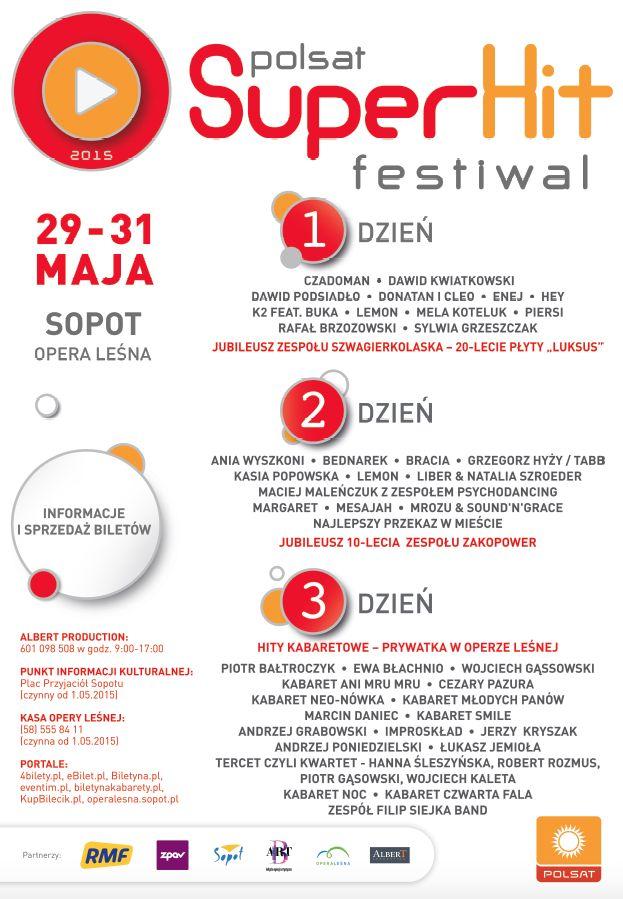 29-31 maja ! Zapraszamy :)  Bilety dostępne na naszej stronie: www.albert.pl