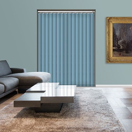 Controliss Liso Sailboat 240V AC mains RTS remote control electric vertical blind.  #Shades #Home #HomeDecor #InteriorDesign #Decor #VerticalBlinds #CreateYourHome #BudgetBlinds #WindowShades #Window #Design #Blind #WindowCoverings #Windows #Blinds #MadeinUK