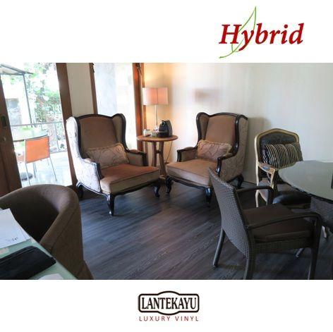 at Casasola Design Office  #hybrid #interior #flooring #woodflooring #parket #parquet #lantekayu #lantekayuproject