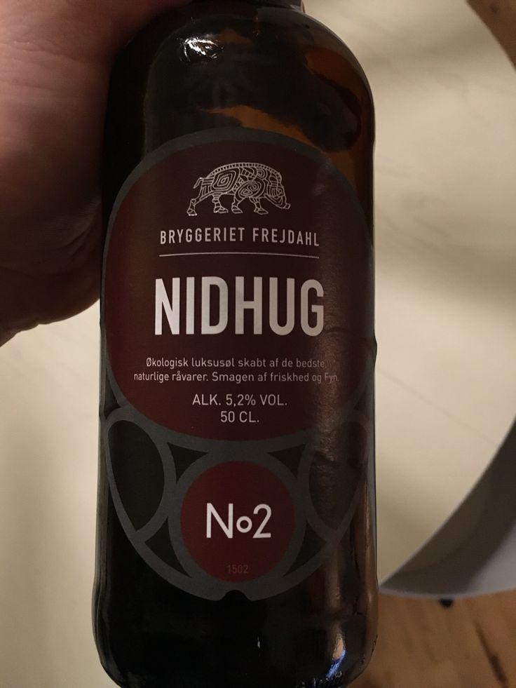 Nidhug 248 L Bryggeriet Frejdahl Danmark Ynglings Drikke