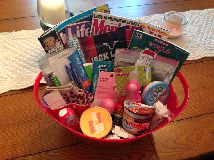 Labor and Delivery Hospital Survival Kit