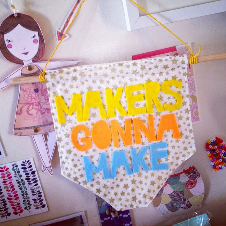 Makers gonna make - simmone star