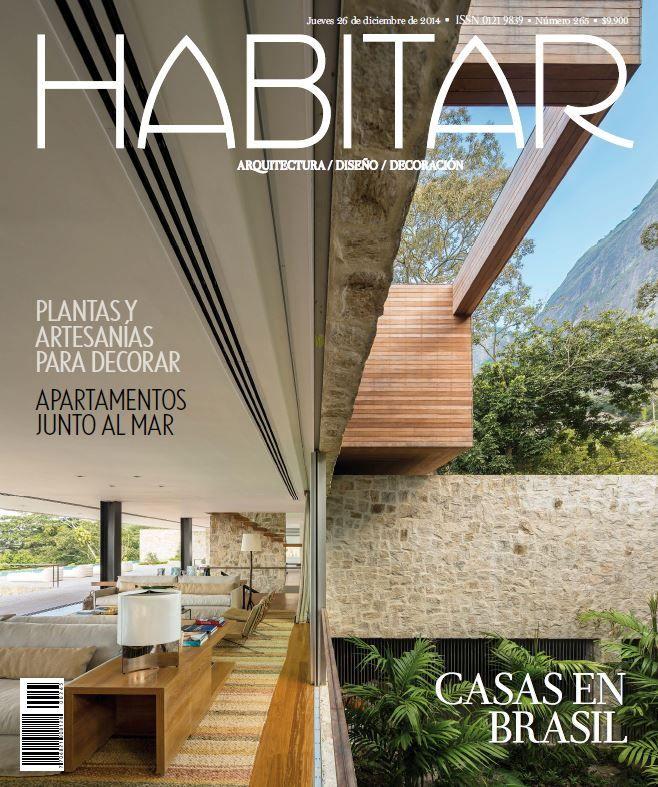 Edición No 265 ESPECIAL Casas en Brasil