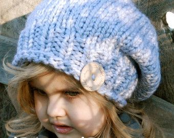 Crochet PATTERN-The Emileigh Slouchy Toddler par Thevelvetacorn
