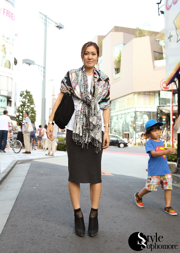 StyleSophomore | Asian Street Fashion & Street Style by Stacey Young: Maiko, Tokyo