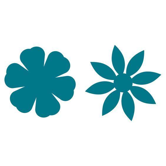 33 best festa images on Pinterest | Paper flowers, Flower template ...
