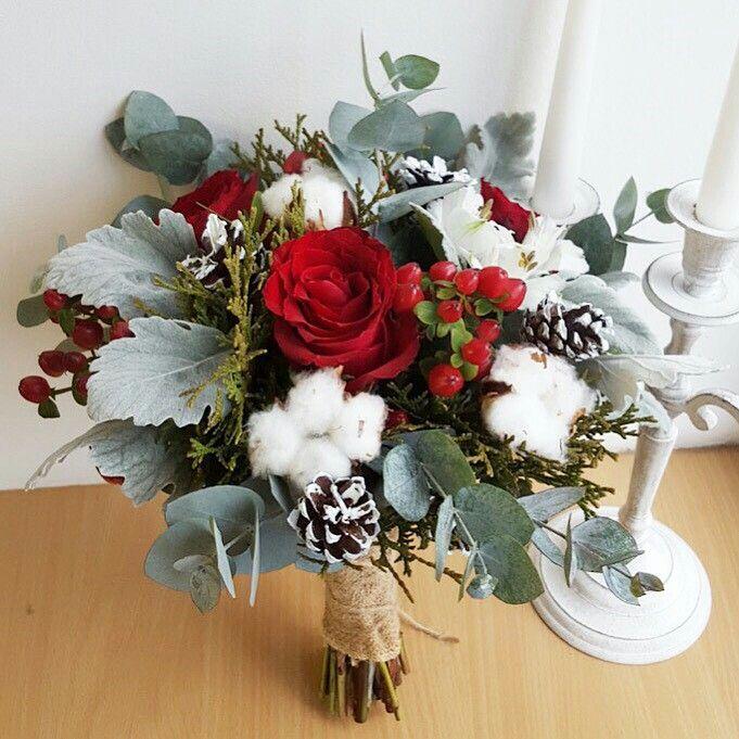 Зимний букет от Pidu 24 Agentuur. Заказ www.pidu24.eu или www.facebook.com/teiepidu