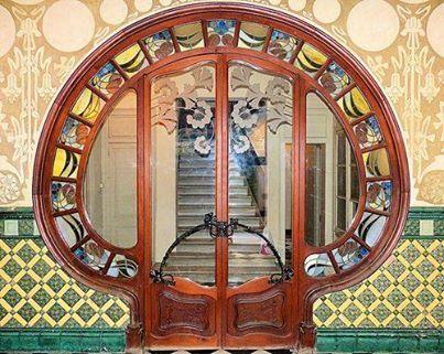 366 best images about art nouveau art deco doors on - Art deco barcelona ...