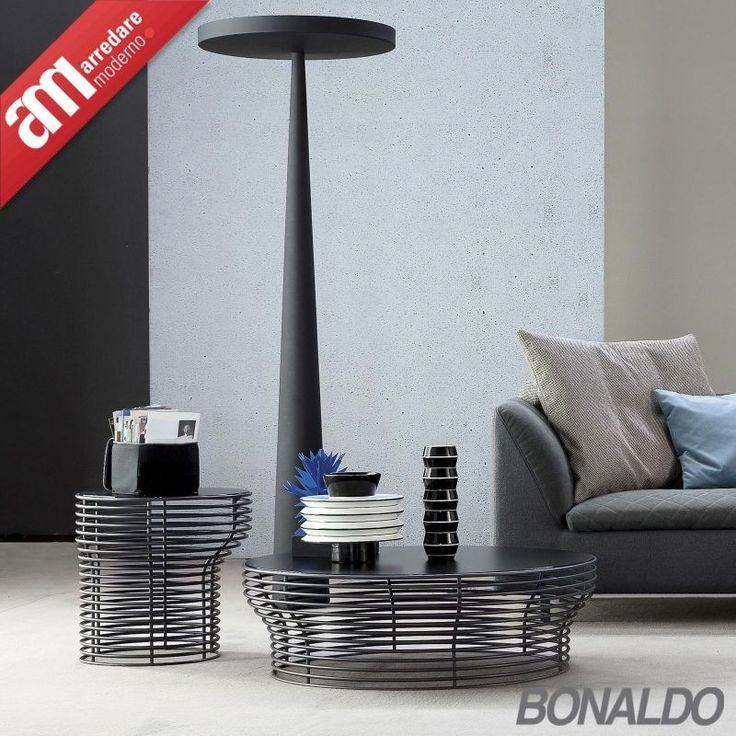 Tavolino Orion Bonaldo bar soggiorno salotto design | eBay