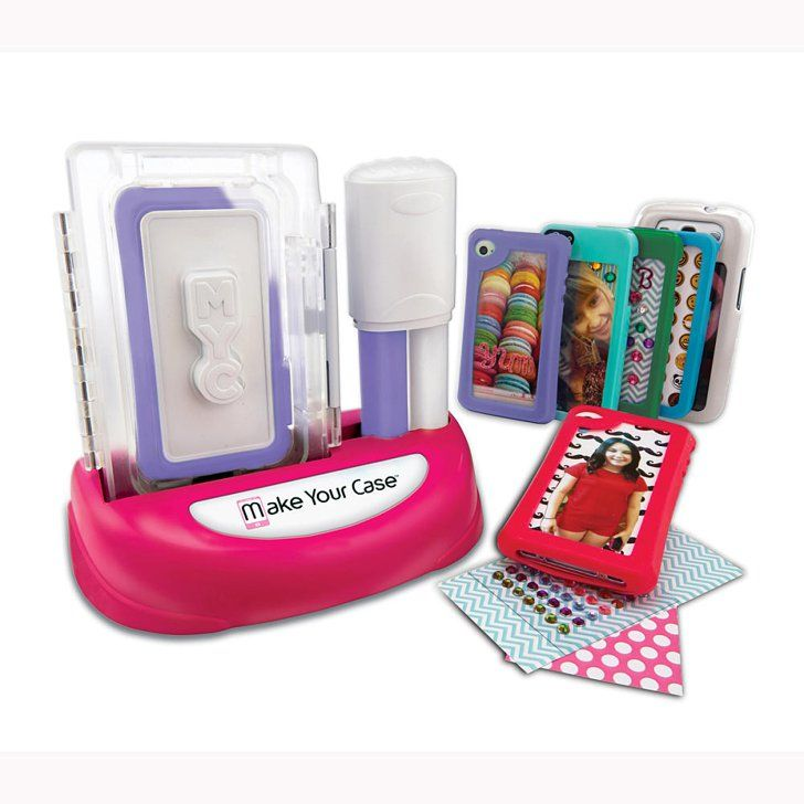 Pin for Later: The Best Gifts For Kids Under 10 Years Old For 9-Year-Olds: Make Your Case Case Maker Kids can customize their own iPod and phone cases with the Make Your Case Case Maker ($25).