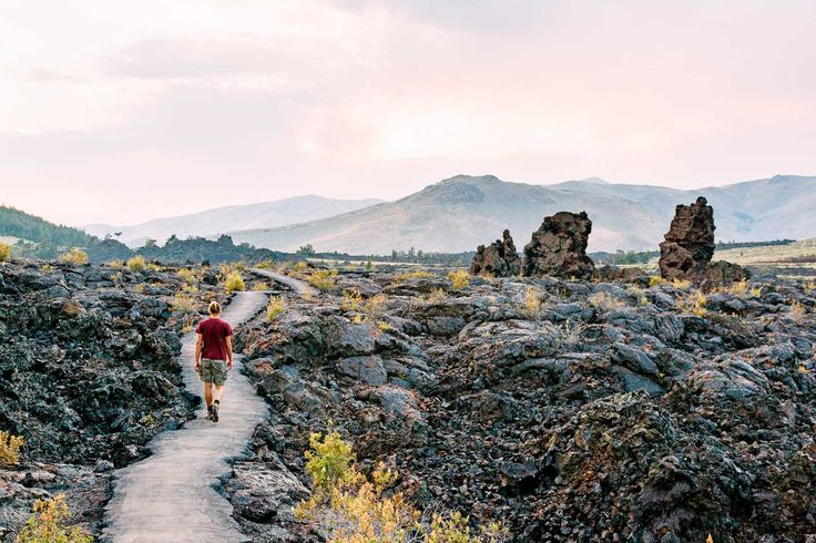 Our 7-Day Idaho Road Trip: Exploring Craters of the Moon National Monument