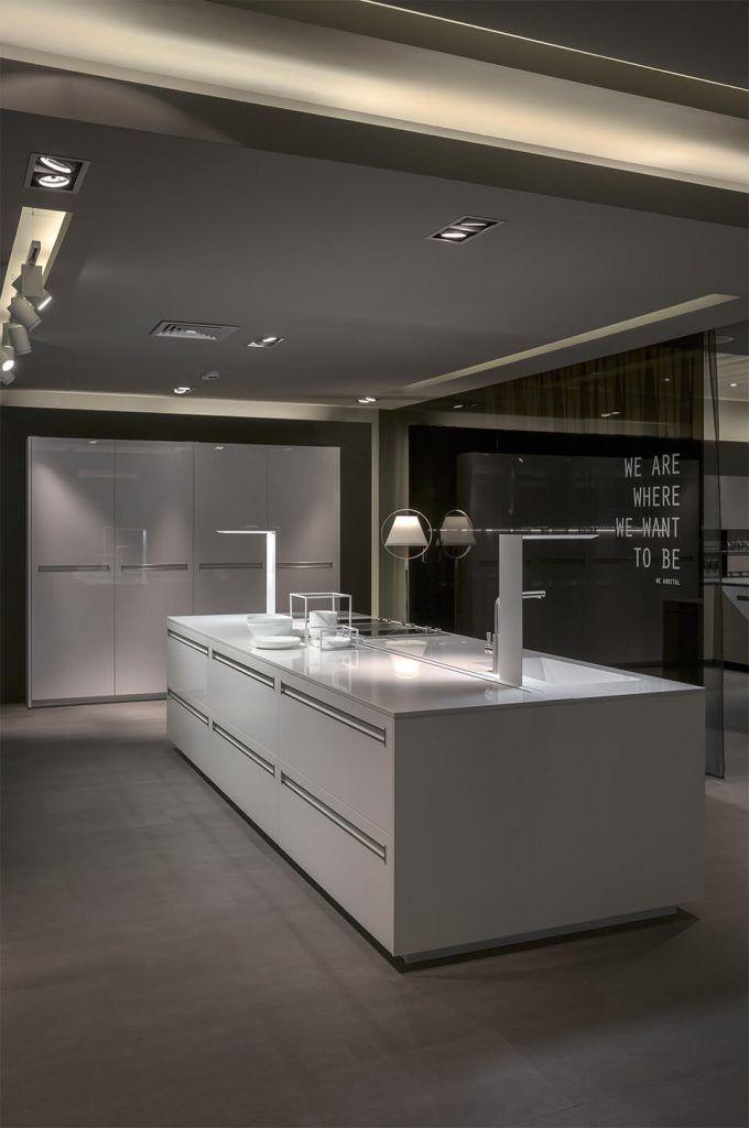 Arrital cucine moderne design italiano I Shoowroom. Arrital produce ...
