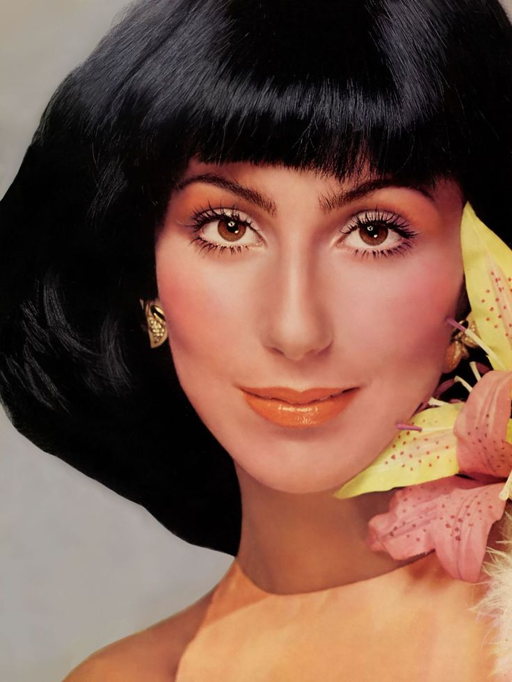 Cher / Photographed by Richard Avedon / For Vogue December 1974