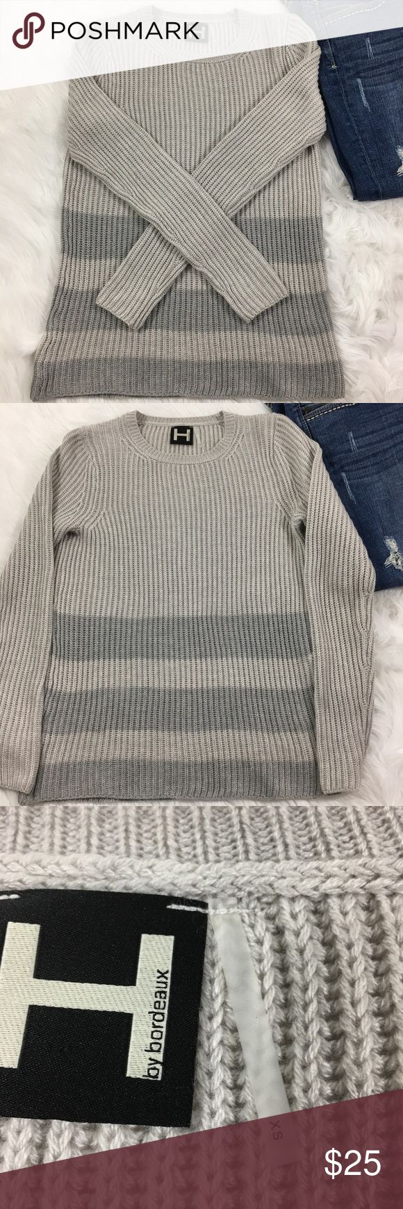 h by bordeaux sweater beautiful sweater from h by bordeaux from nordstrom gently worn and