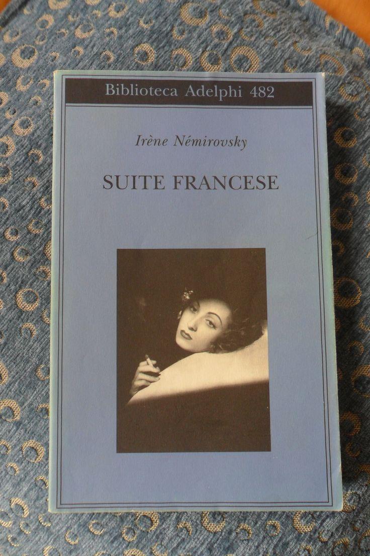 Suite francese - Irene Nemirovsky - Adelphi