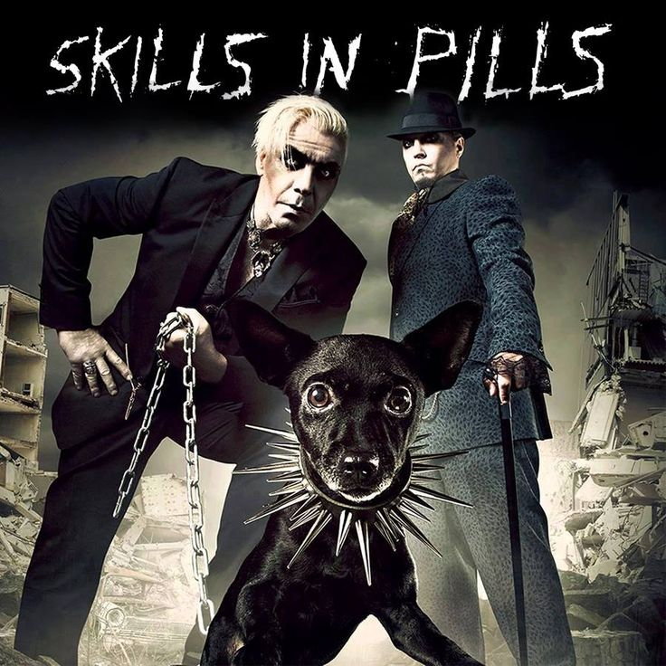 Lindemann Skills in Pills album 2015