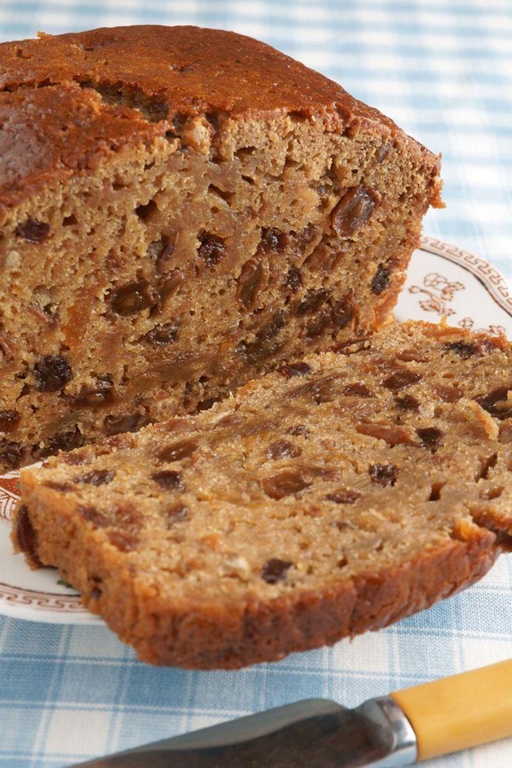 Te presentamos una deliciosa receta, torta galesa, para disfrutar a la hora de la merienda.