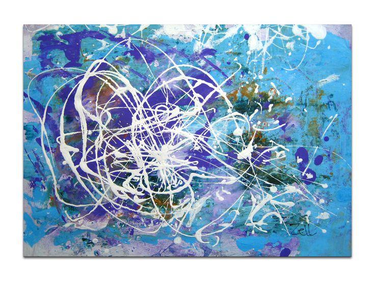 Akademski slikar Patrick Zell - Originalna apstraktna slika - zentrum - Akril na papiru - MAG galerija - Apstraktna slika - Zentrum - Akril na papiru - Dimenzija 29x21 cm - http://www.mag-galerija.hr/prodaja/12032013.html