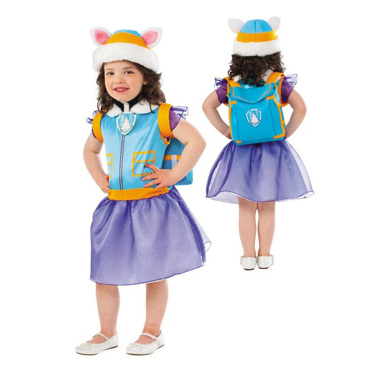 Disfraz de Everest - Paw Patrol® #disfraces #carnaval #novedades2016