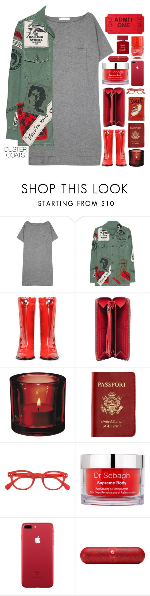 """""""I built a friend with three pieces of plastic and a pen"""" by mint-green-macaroonn ❤ liked on Polyvore featuring T By Alexander Wang, MadeWorn, Love Moschino, Balenciaga, iittala, Passport, See Concept, Dr. Sebagh, Beats by Dr. Dre and Nails Inc."""