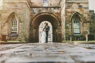 Gavin Forster #Wedding #Photographer #Durham Castle in England