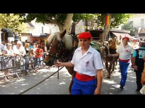 Fetes de la Madeleine 2013, Chateaurenard - YouTube