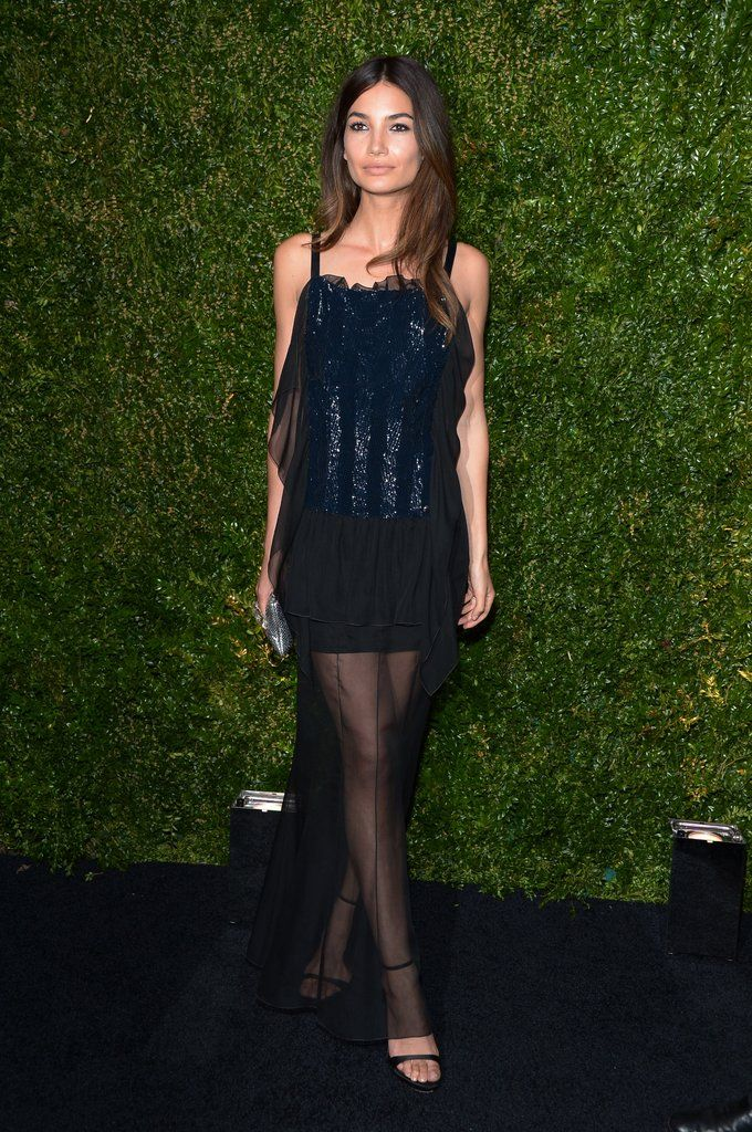 Lily Aldridge: The Most Underrated Style Star of the Year